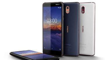 Nokia 3.1 Launched in India at 10,499 INR