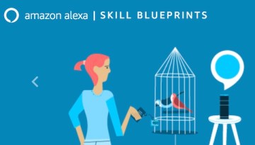 How to create a skill using Alexa Blueprint