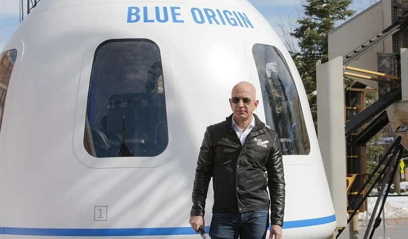 Jeff-Bezos-announced-that-he-will-go-into-space-on-July-20-with-his-aerospace-research-company-Blue-Origin.