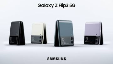 Samsung Galaxy Z Flip3 5G launched with 6.7-inch FULL HD+ AMOLED display