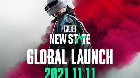 PUBG: NEW STATE on Nov. 11