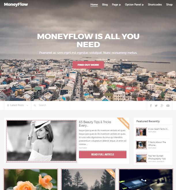 Moneyflow Theme