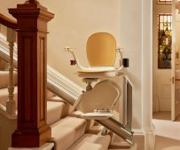 Stair chair lift Disabled Stair Lift Or Chairlift Easy Climber Acorn Stairlifts India Stair Climber Wheelchair Straight