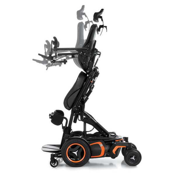 F5 Verticle Standing Permobil Wheelchair 4