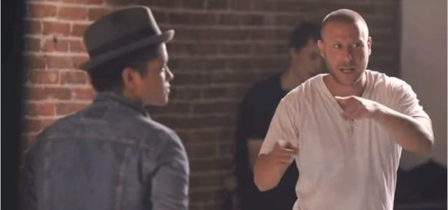 Bruno Mars – Just The Way You Are (Behind The Scenes)