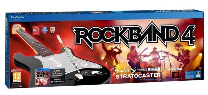 Rock Band 4 - Guitar Bundle (Videogame)_1