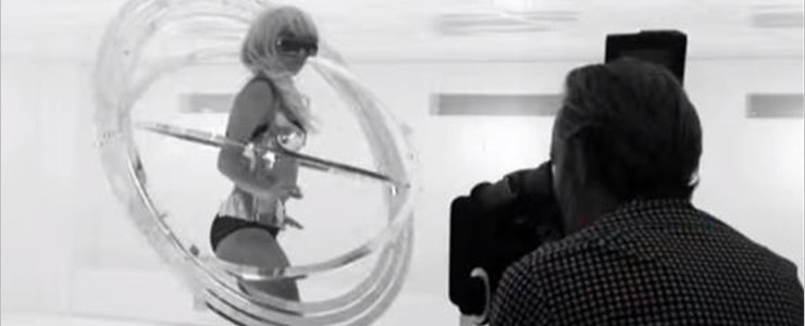 Lady Gaga – Bad Romance (Behind the Scenes)