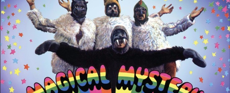 Beatles – Magical Mystery Tour (Film)