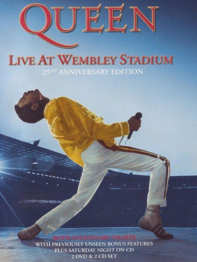 Queen - Live At Wembley Stadium 1986_2
