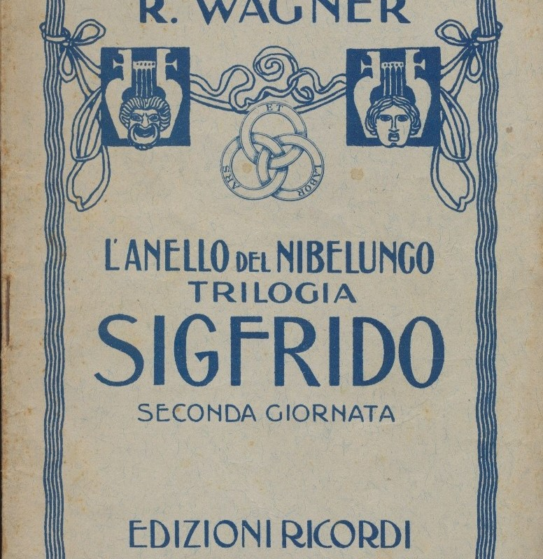 Sigfrido – Richard Wagner (Libretto)