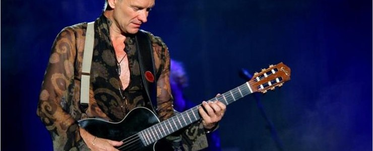Sting protagonista di Rock Legends su Rai5 (TV)