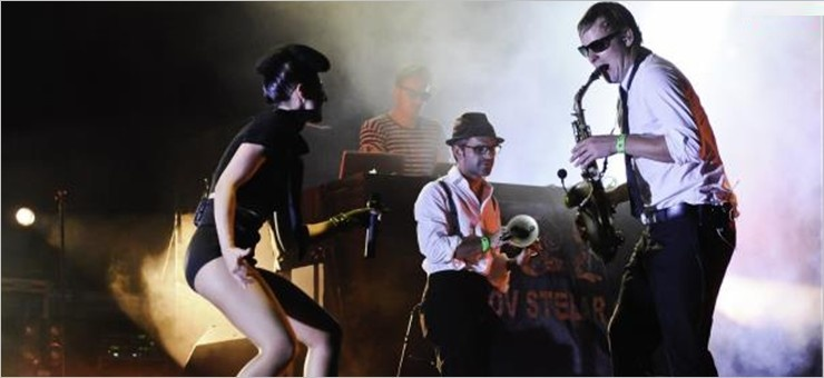 Parov Stelar - Live (Biglietti)