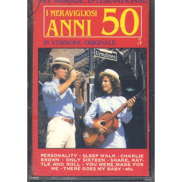 I Meravigliosi Anni 50 in versione originale - Vol. 3