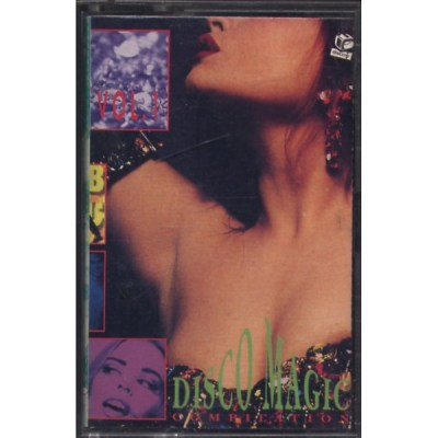 Disco Magic Compilation - Vol. 1