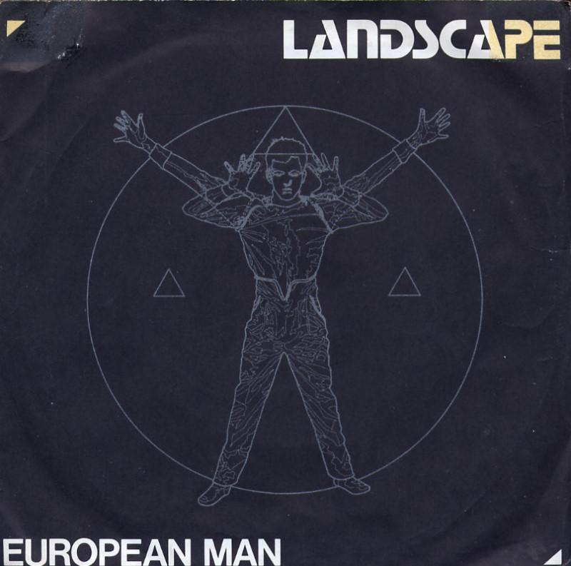 Landscape - European Man