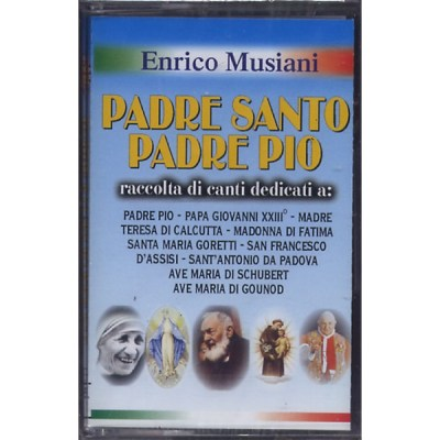 Enrico Musiani - Padre Santo, Padre Pio