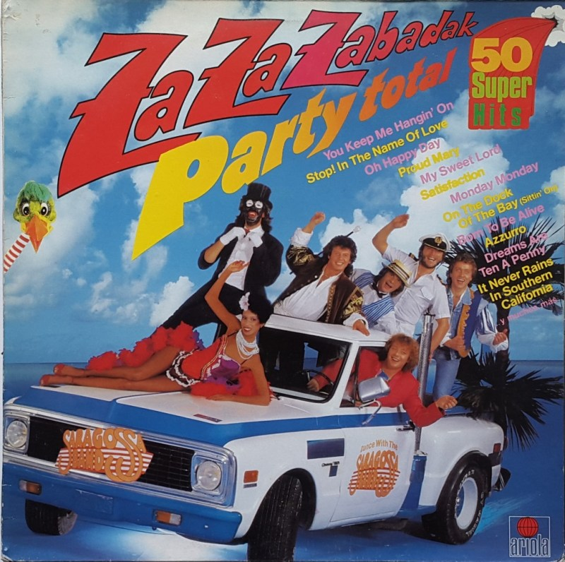 Saragossa Band - Party Total