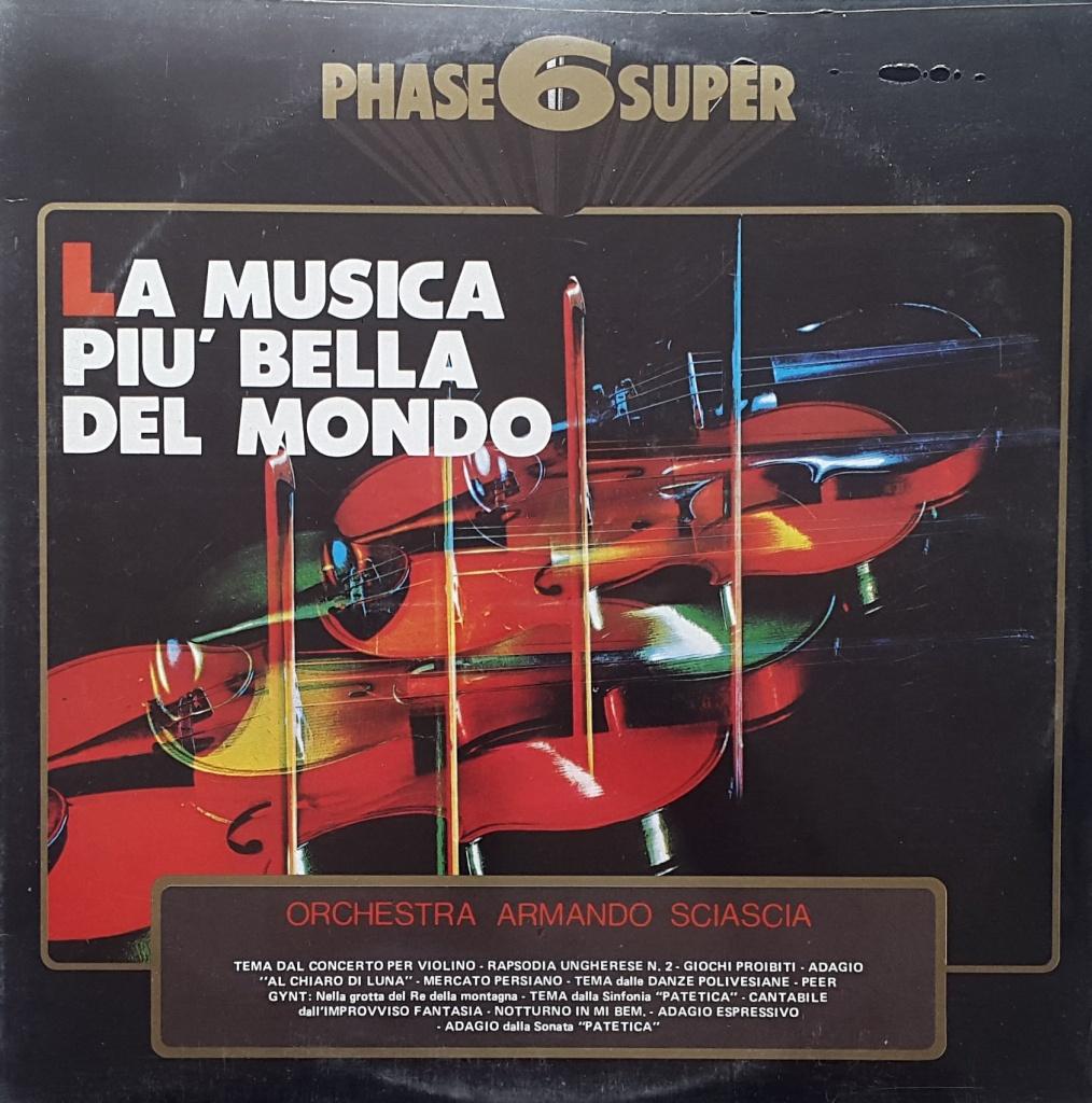 Orchestra Armando Sciascia - La musica più bella del mondo