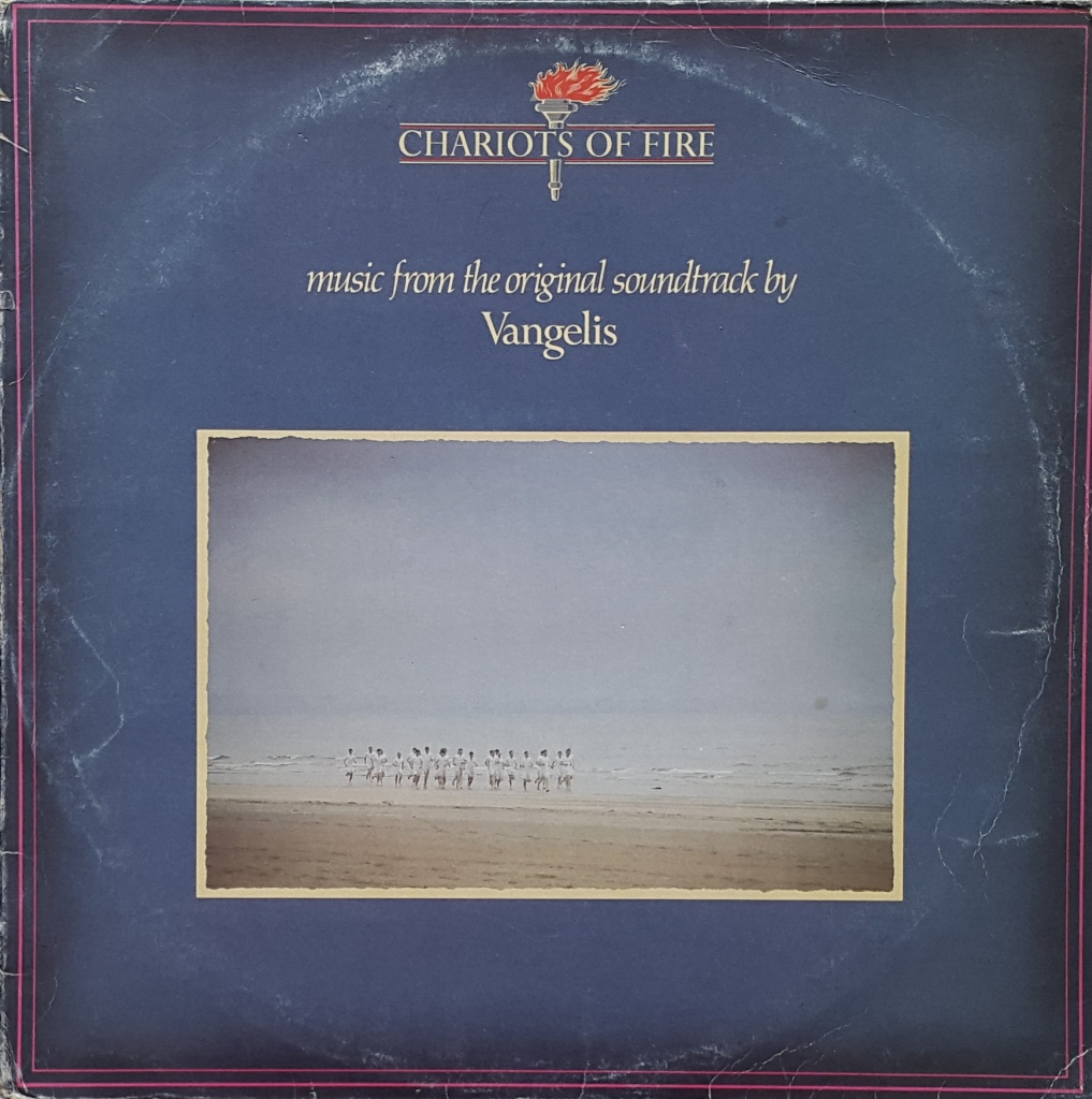 Vangelis - Chariots of Fire - Music from the Original Soundtrack