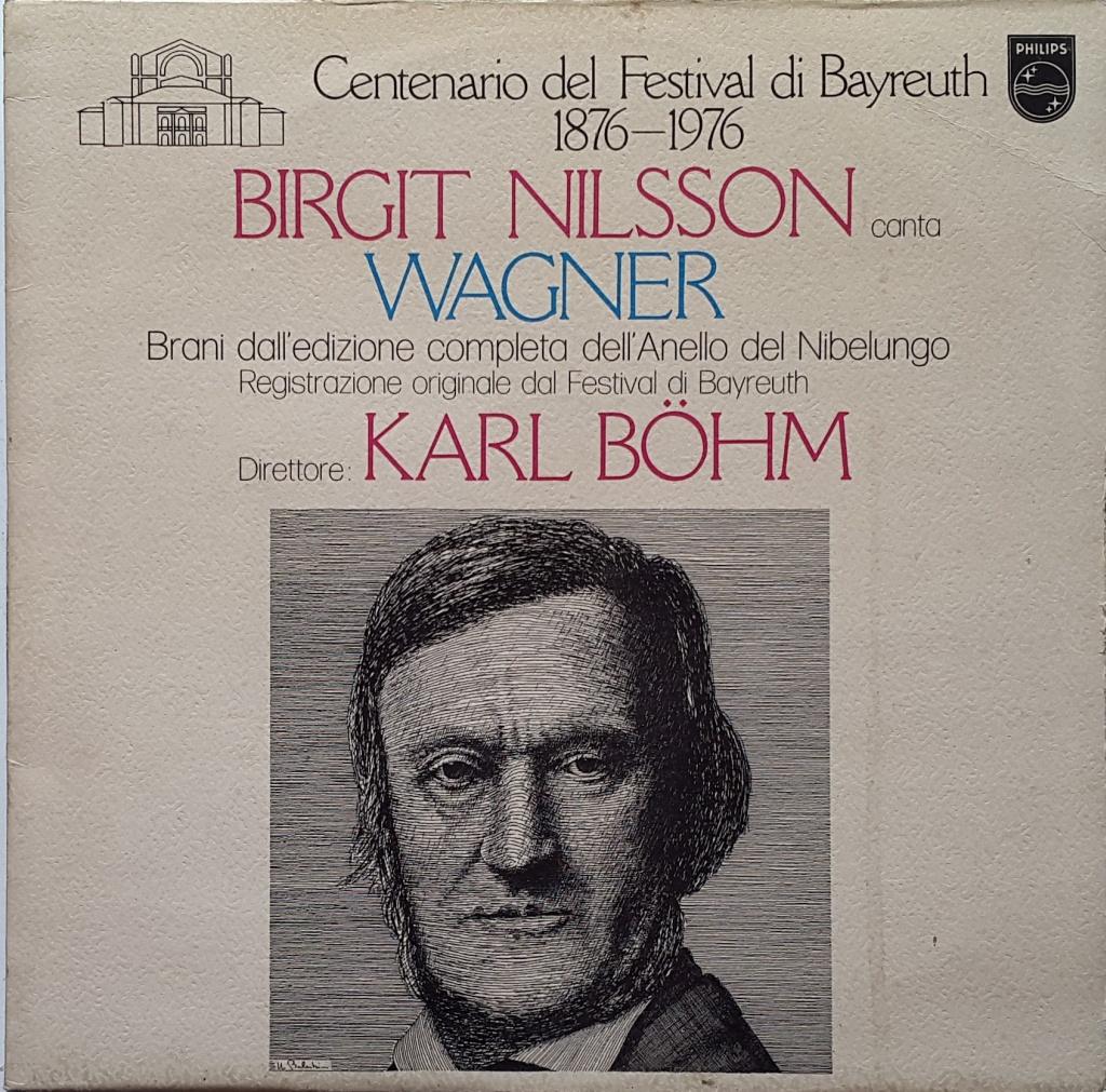 Birgit Nilsson canta Wagner