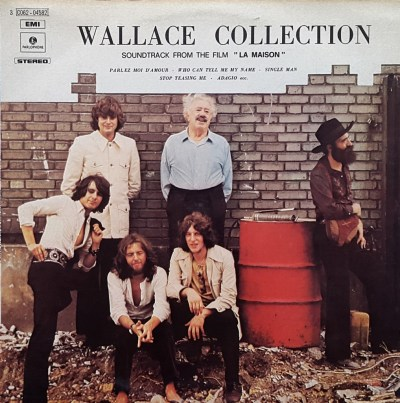 Wallace Collection - La Maison (Soundtrack from the film)