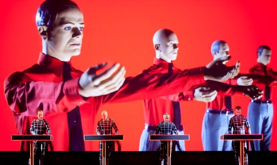 Kraftwerk 3-D: The Catalogue 12345678 - Live (Biglietti)