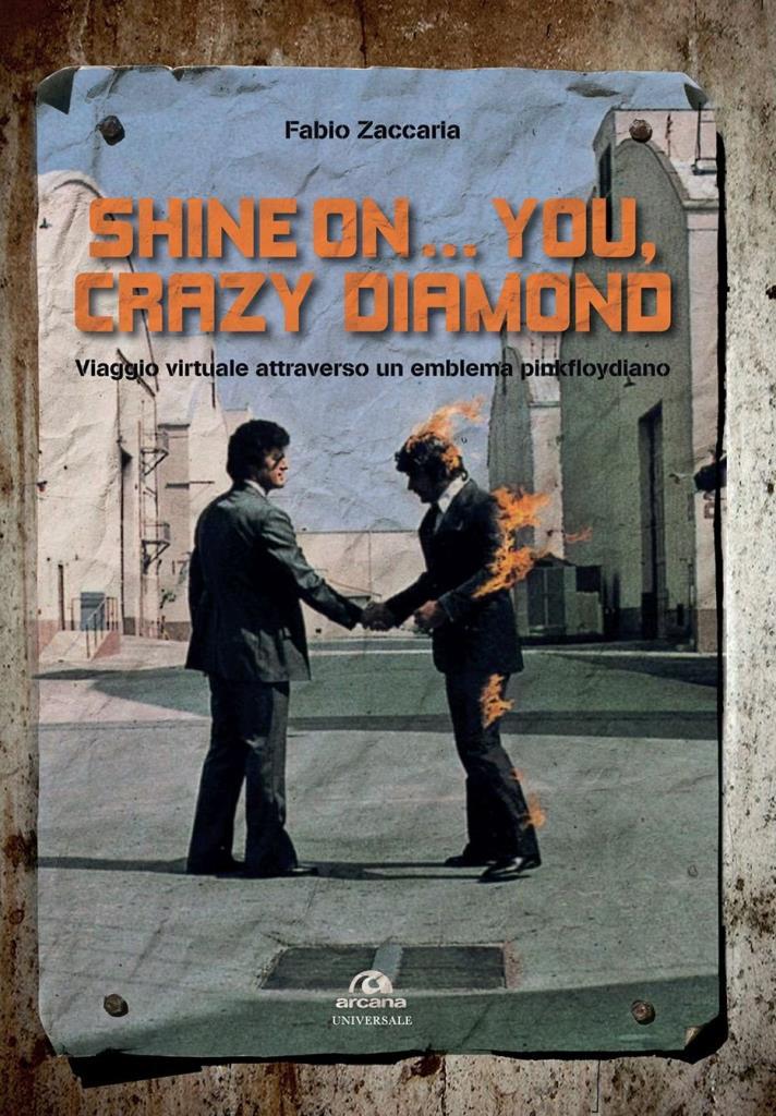 """""""Shine on... you, crazy diamond"""". Viaggio virtuale all'interno di un emblema pinkfloydiano"""