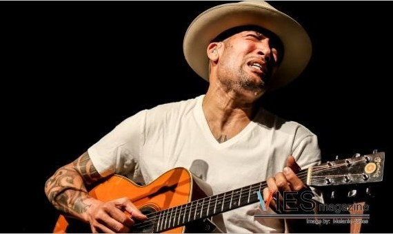 "Ben Harper al ""No Borders Music Festival"""
