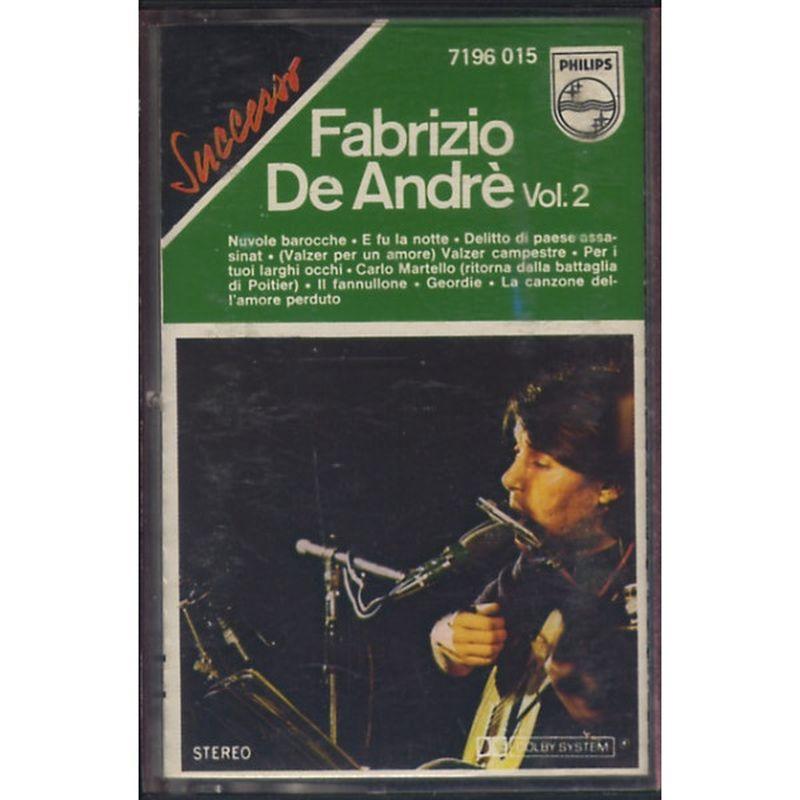 Fabrizio De Andrè - Fabrizio De Andrè Vol. 2