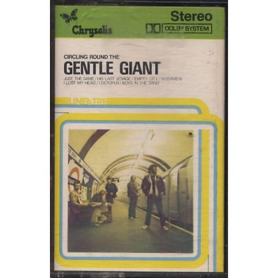 Gentle Giant - Circling round the gentle giant