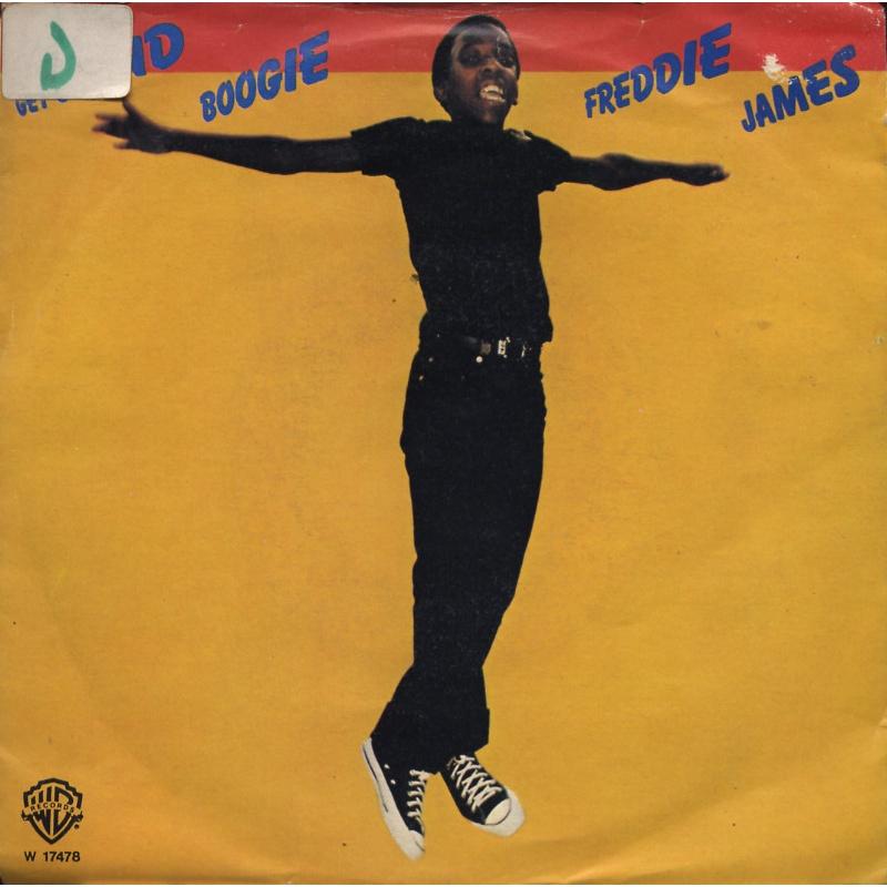 Freddie James - Get up and boogie