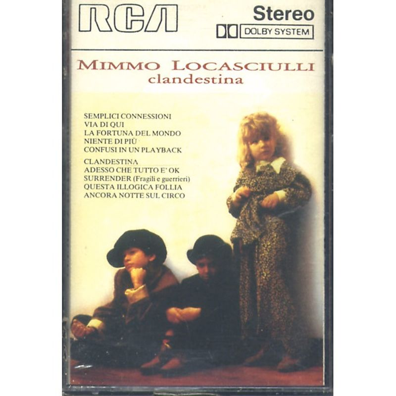 Mimmo Locasciulli - Clandestina