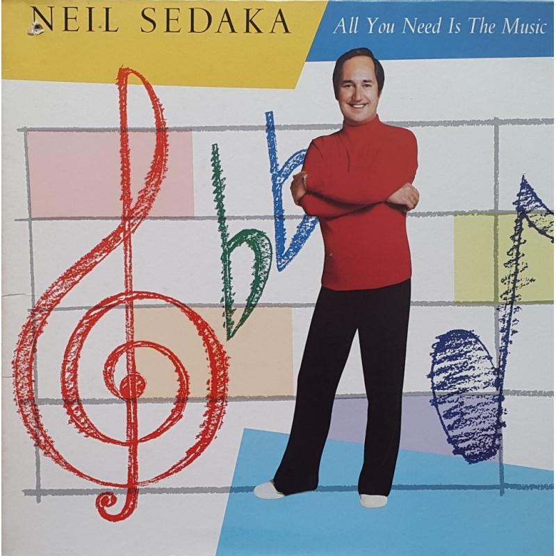 Neil Sedaka - All you need is the music
