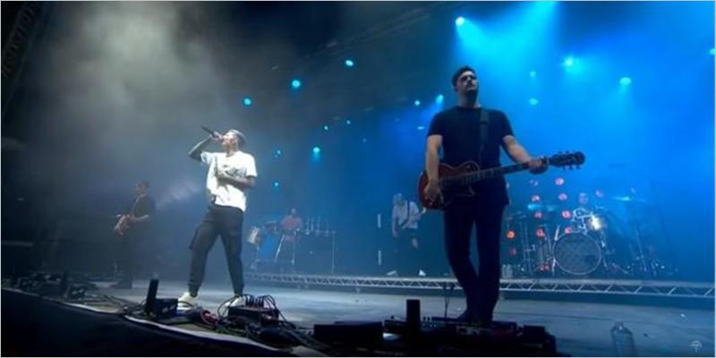 Bring Me The Horizon: Mantra Live al Reading Festival