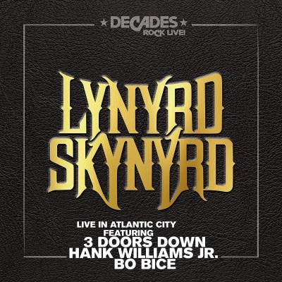 Lynyrd Skynyrd - Live in Atlantic City (2 LP)