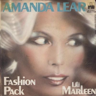 Amanda Lear - Lili Marleen