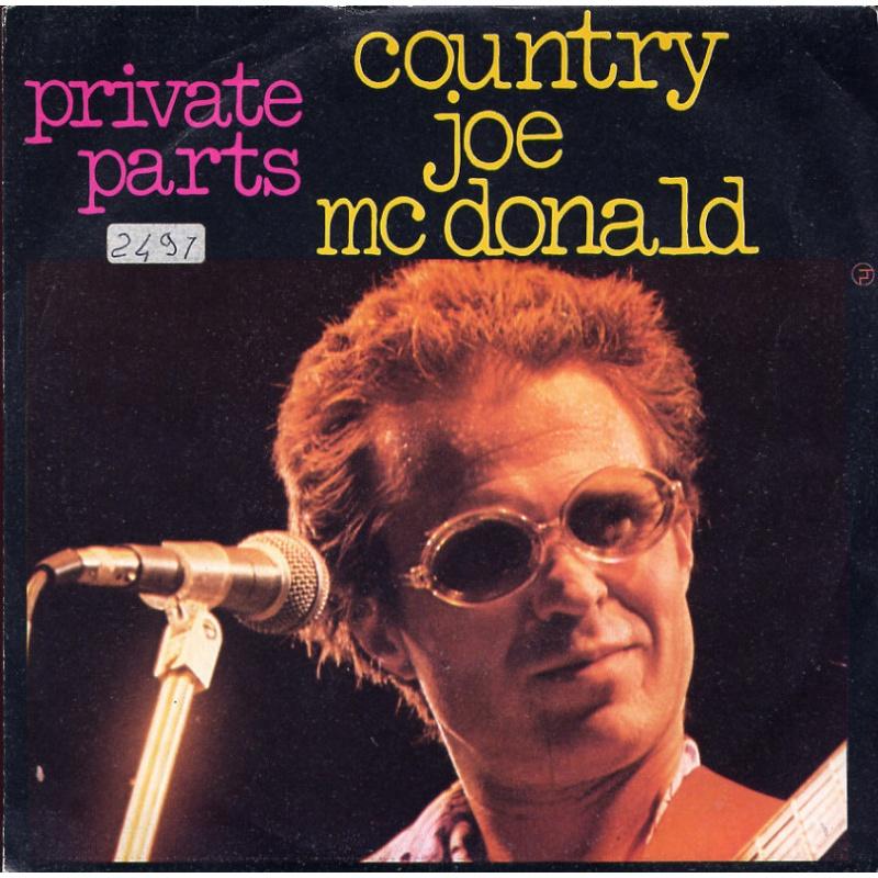 Country Joe McDonald - Private parts