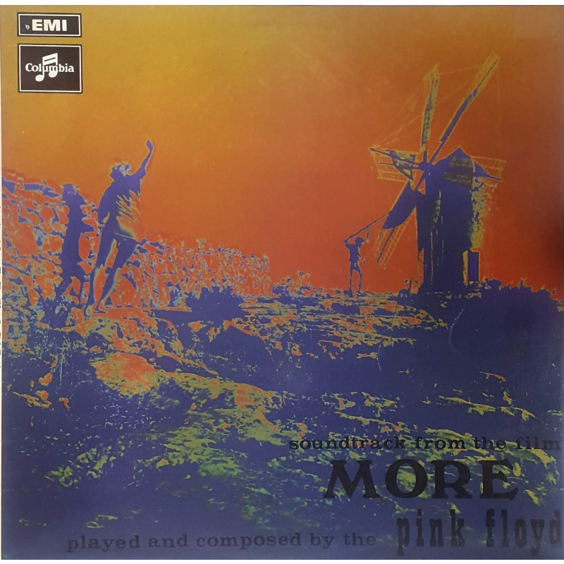 Pink Floyd - More - Soundtrack from the film More