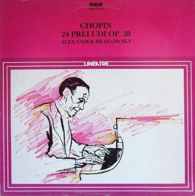 Frederic Chopin - 24 Preludi Op. 28 - Alexander Brailowsky