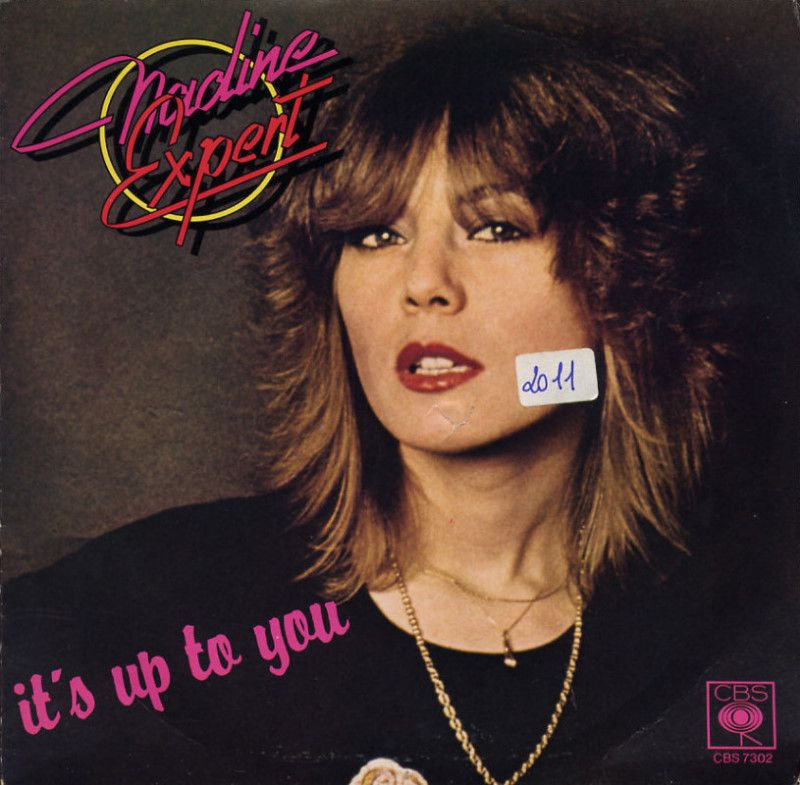 Nadine Expert - It's up to you (My mamie told me)