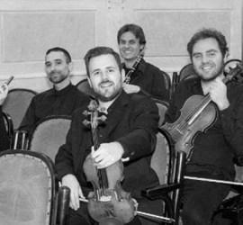 Mdi Ensemble in concerto