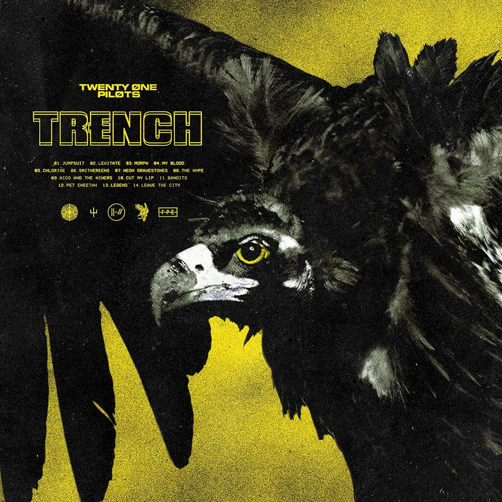 Twenty One Pilots - Trench (2 LP)