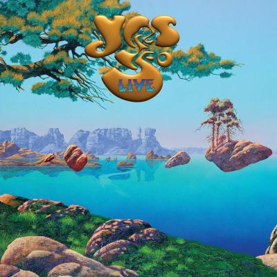 Yes 50 Live (4 LP)