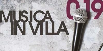 Musica in Villa 2019 - 19a edizione