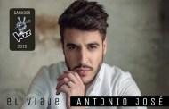 Antonio José sigue liderando la lista de álbumes en España