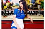 Sara Bareilles publicará nuevo trabajo en noviembre