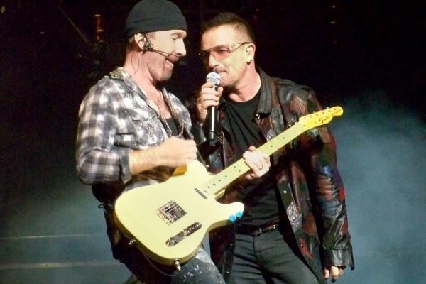 U2 cancelan un concierto en Suecia por un problema de seguridad