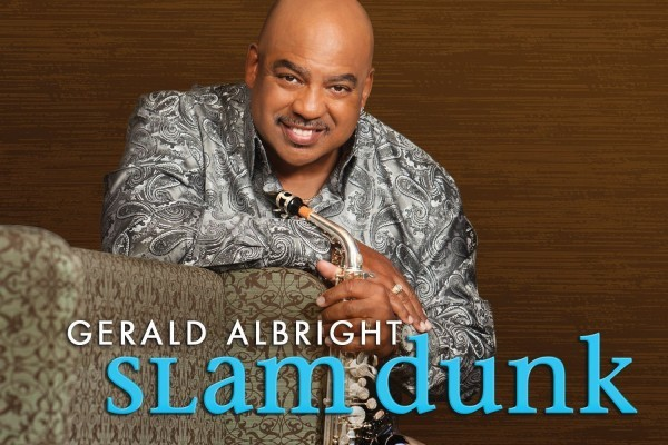 Gerald Albright en lo más alto del smooth jazz de Billboard