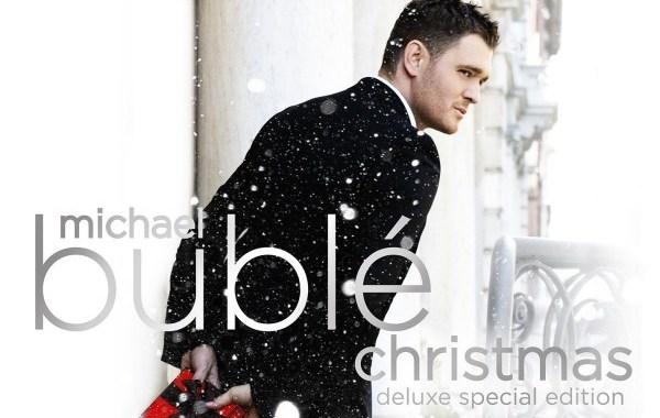 'Christmas' de Michael Bublé, es el disco navideño más vendido del siglo, en UK