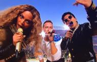 Coldplay maximiza su actuación en la Super Bowl en la lista americana de singles